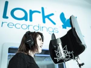 Elena at Lark Studios