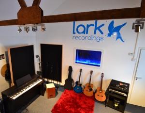 Lark Studios Live Room