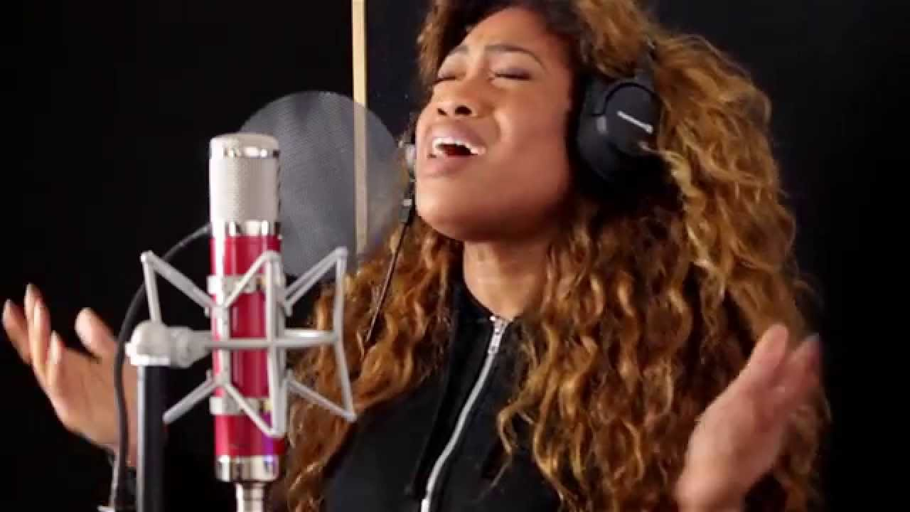 "Dynamite version of ""I Try"" by Henrietta Adewole"