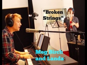 """Broken Strings"" by Landa and Meg Birch"