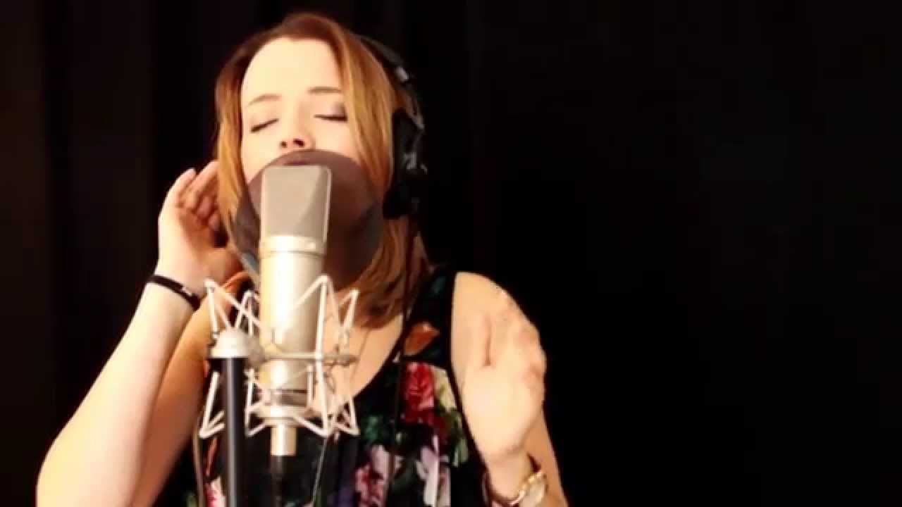 Enjoy the Silence performed by Zara James