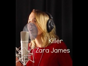 Killer performed by Zara James