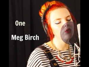 """One"" cover by Meg Birch"