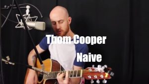 Naive Cover By Thom Cooper